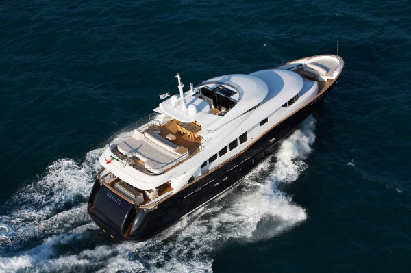 Filippetti Navetta 26 Yacht