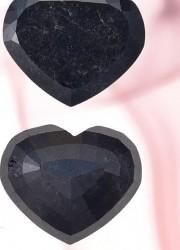 Bonham's to Auction Heart-shaped Black Diamond