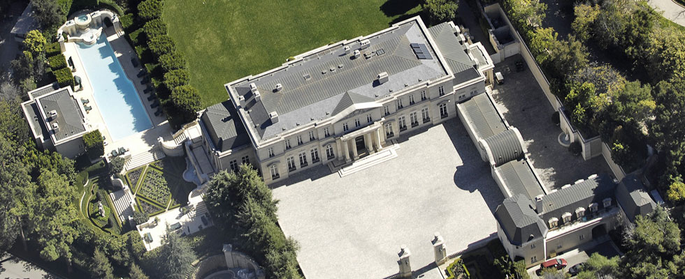 Fleur De Lys Estate For 125 Million Back On The Market