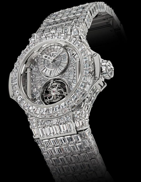 Hublot's $3 Million Big Bang Watch