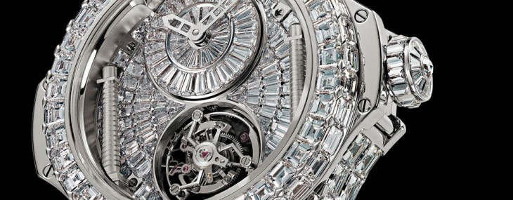 Hublot's $3 Million Big Bang Watch