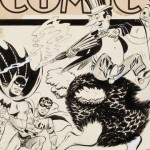 Jerry Robinson's Detective Comics #67 From 1942 Expected to Bring $300,000