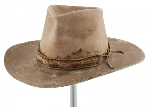 John Wayne's Cowboy Hat from Big Jake Movie