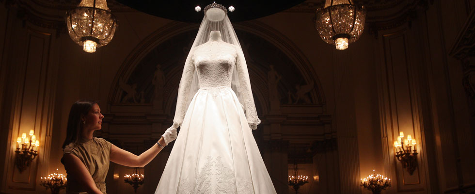 Kate Middleton's Wedding Dress Raises $15 Million In Viewing Revenue