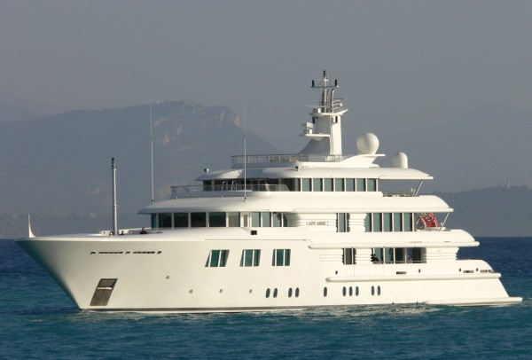 Lady Anne Yacht