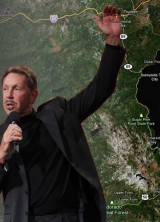 Larry Ellison Target Another Trophy-house – Lake Tahoe