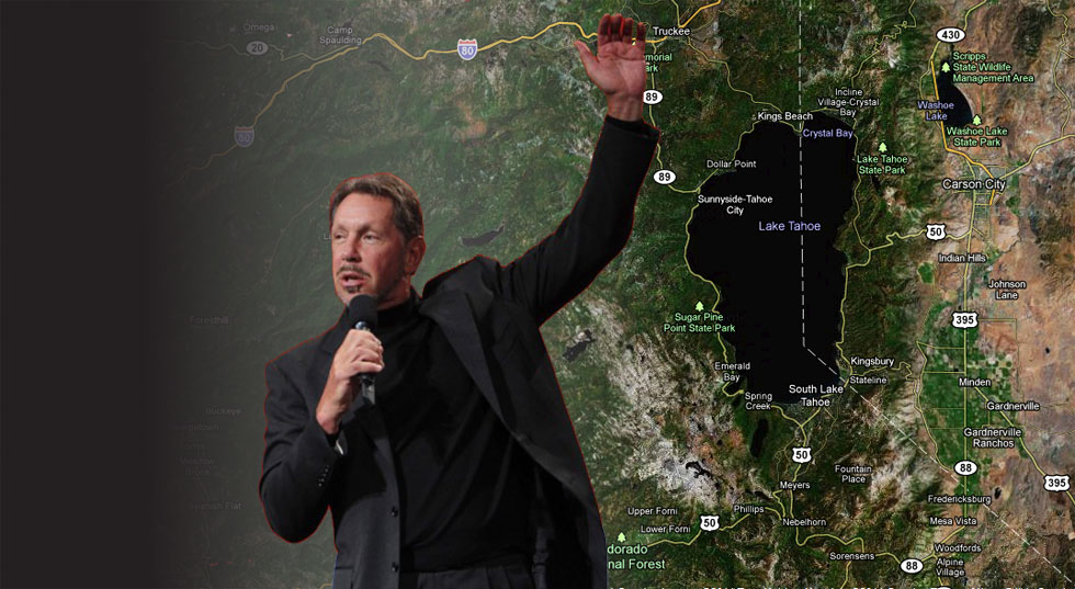 Larry Ellison Target Another Trophy-house &#8211; Lake Tahoe