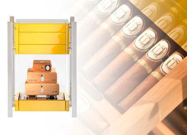 Laura Chavin Cigar Humid'Or