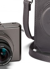 Special Edition Leica D-Lux 5 Titanium for Connoisseurs of Excellent Design