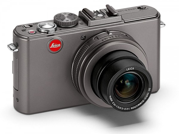 The new Leica D-Lux 5 Titanium is the camera for people who wish to capture their inspiration in a particularly stylish way.