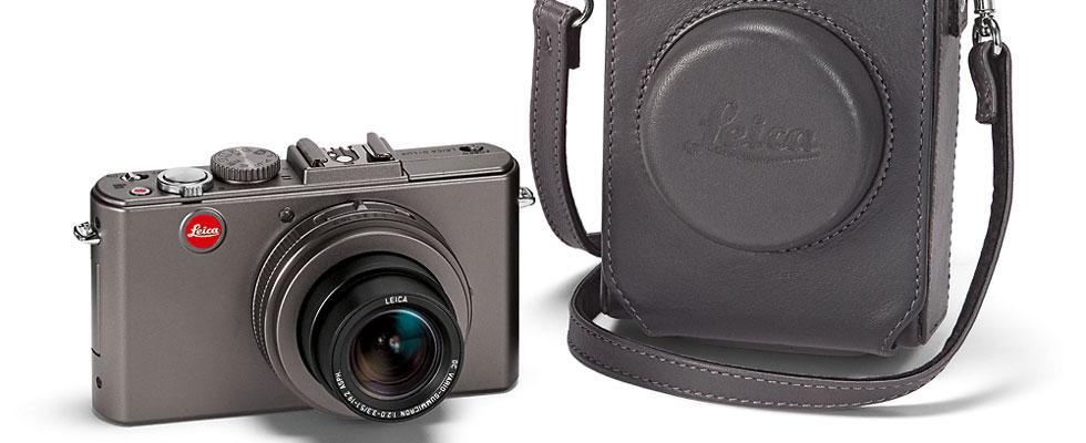 Leica D-Lux 5 Titanium Edition