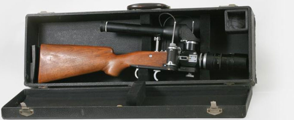 Leica Telephoto Assembly Rifle - The Leica Gun