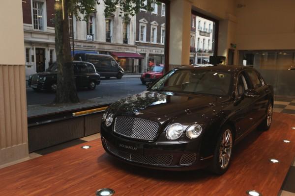 Linley for Bentley