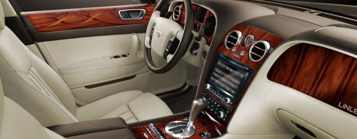 Bentley Launches Collaboration with Linley