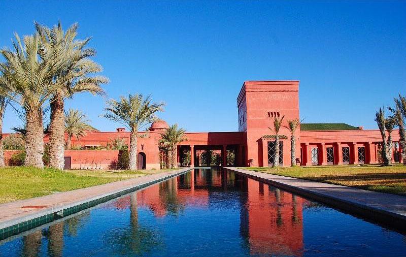 luxury moroccan villa for 28 million at christie s international
