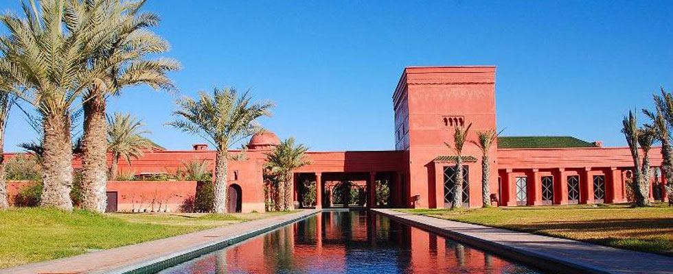 Luxury Moroccan Villa for $28 million at Christies International Real Estate