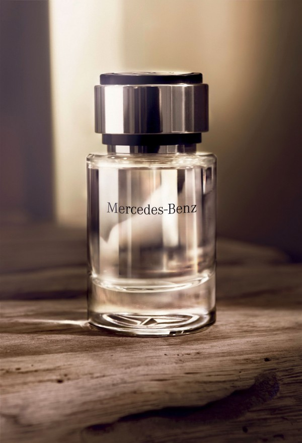 Mercedes-Benz Perfume - The First Fragrance For Men
