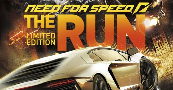 Limited Edition Need For Speed: Run