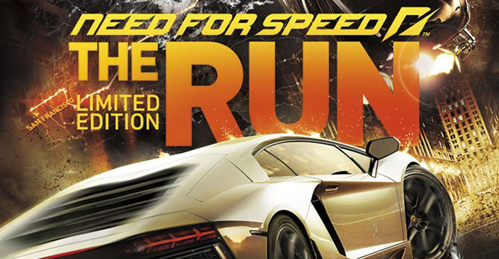 Need For Speed The Run pc Need For Speed Run