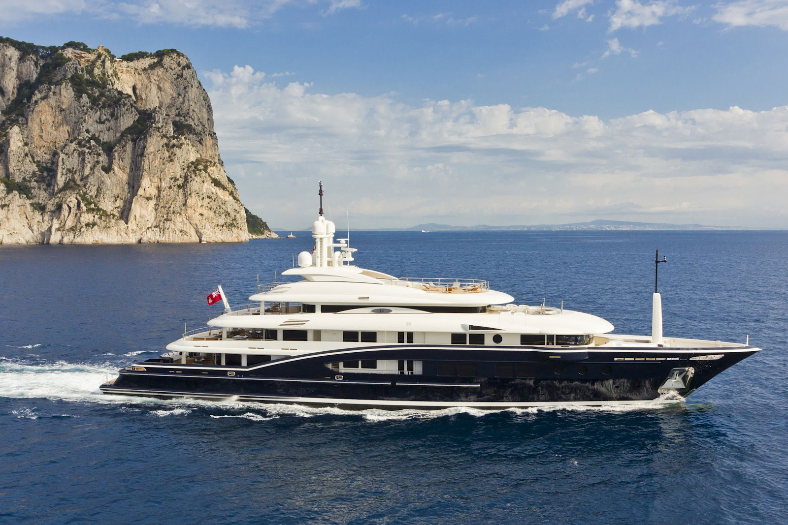 Numptia Superyacht For Sale At About 85 Million