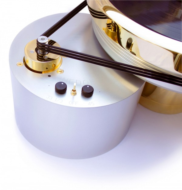 One Degree of Freedom Turntable