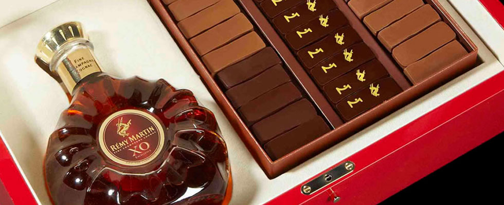 Mysteries of the Angels – Rémy Martin XO And La Maison duChocolat Gift Box