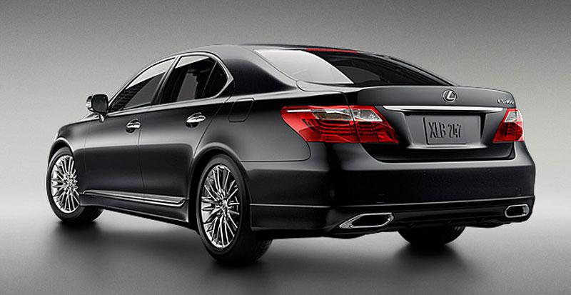 2012 lexus ls 460 sport limited edition extravaganzi. Black Bedroom Furniture Sets. Home Design Ideas