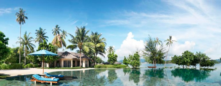 Naka Island Resort in Phuket