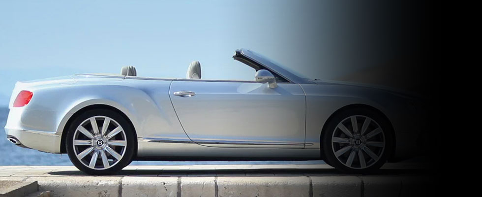 The New Bentley Continental GTC Official Driving Footage