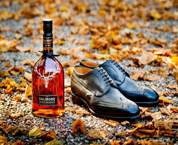 Dalmore And Lutwyche To Launch a Luxury Mens Shoe