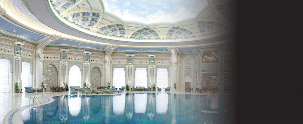 The Ritz-Carlton Hotel In Saudi Arabia Opens Doors To Guests on Oct 24