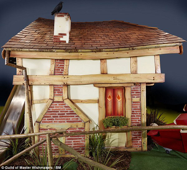 The Bespoke $86,000 Wendy House