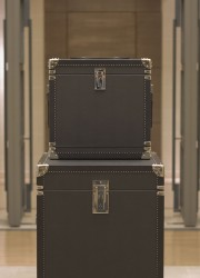 T.T. Trunks New Luxury Travel Watch Trunk