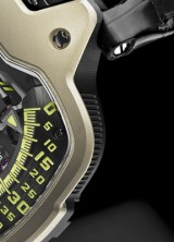 Limited Edition UR-110 ZrN Torpedo Watch From Urwerk
