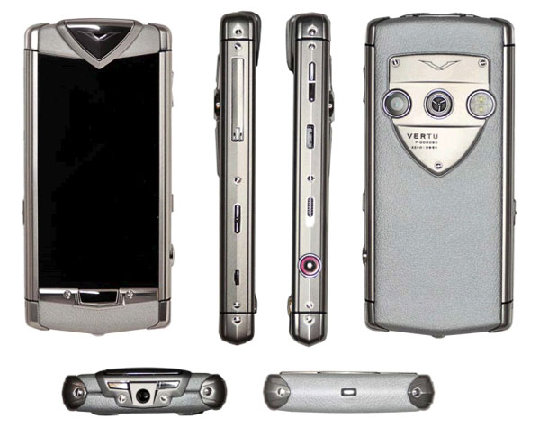 Vertu Constellation T Smartphone
