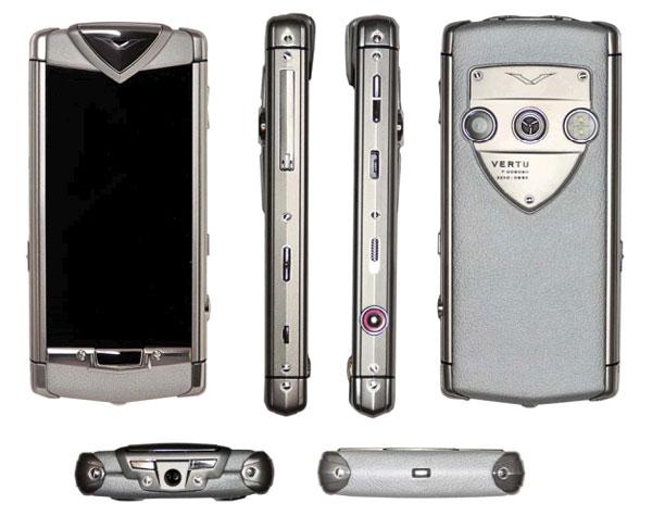 Vertu Constellation T Smartphone