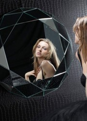 Diamond Wall Mirror By Regia Adds a Dash of Luxury to Your Home