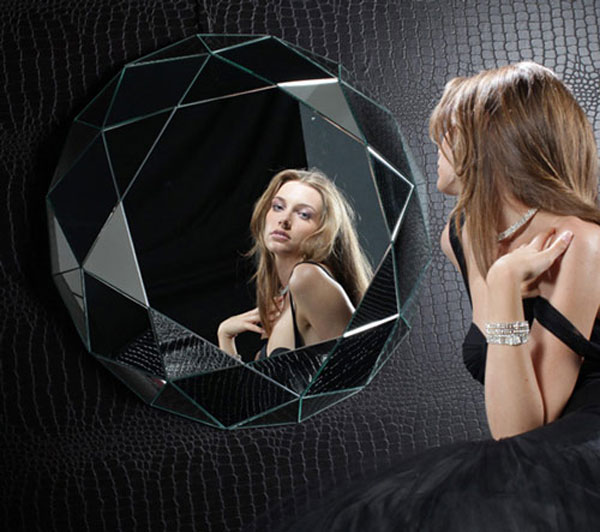 The Diamante Mirror by Regia