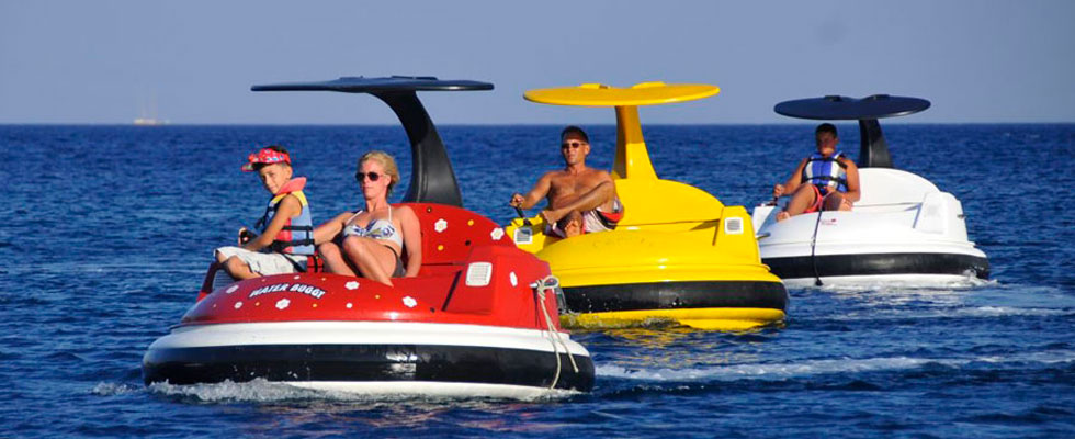 WaterBuggy Watertoy Combine the Best of a Jetski and a Sea Bike