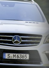 2012 Mercedes-Benz ML63 AMG Revealed Ahead of Its Official Debut