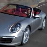 2012 Porsche 911 Carrera Cabriolet Features Innovative Roof Design