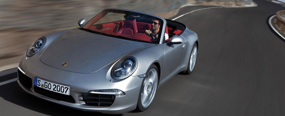 2012 Porsche 911 Carrera Cabriolet and 911 Carrera S Cabriolet