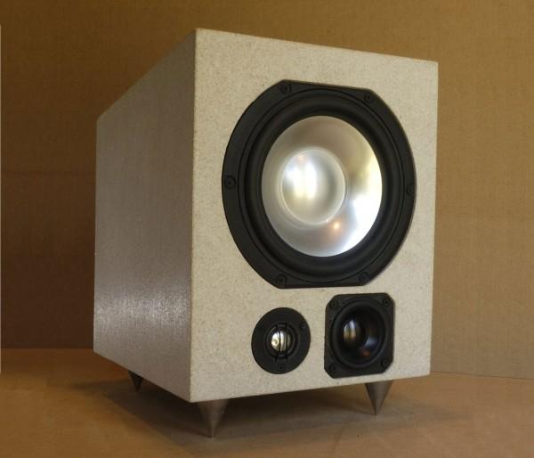 Audiomasons Stone Speakers