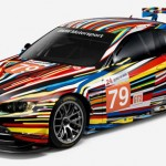 Jeff Koons BMW M3 GT2 Art Car – 1:18 Scale Model