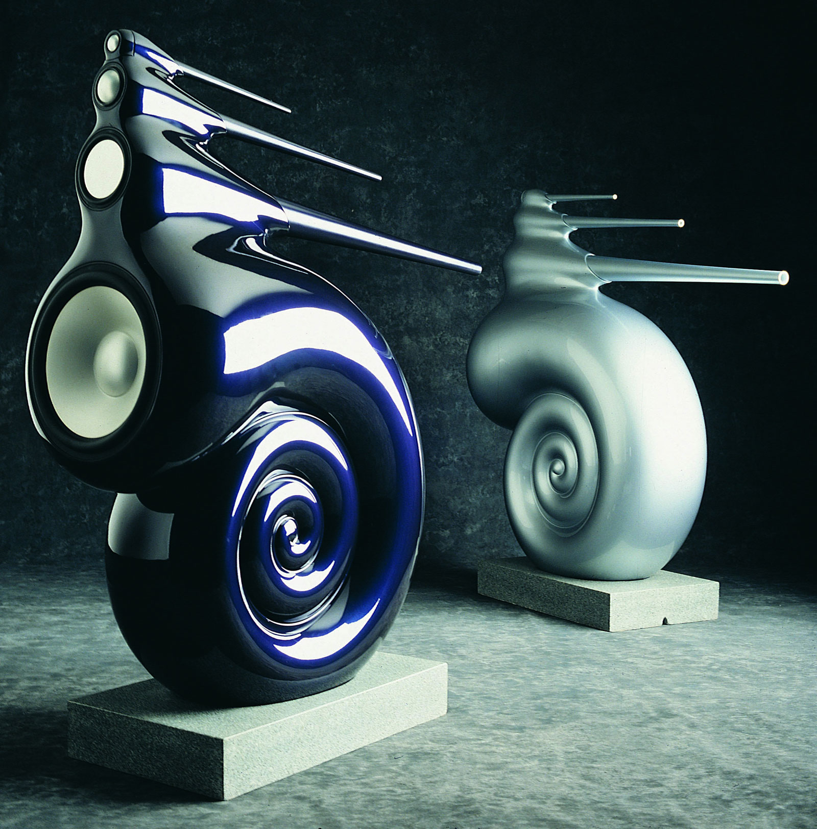 the optimal resonance bowers wilkins nautilus speakers. Black Bedroom Furniture Sets. Home Design Ideas