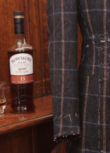 Bowmore Tweed Savile Row Experience For Single Malt Whisky Connoisseurs