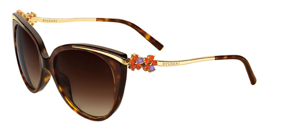 Bulgaris Le Gemme &#8211; Luxury Jewelry Eyewear Collection