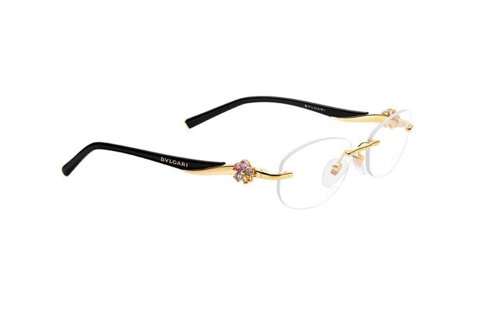 b825c15004 Bulgari s Le Gemme - Luxury Jewelry Eyewear Collection - eXtravaganzi