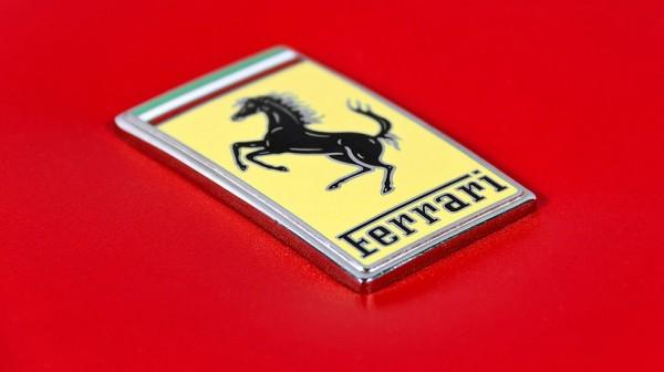 Cavallino Rampante Edition Official Ferrari Opus autographed by former Ferrari F1 driver Nigel Mansell
