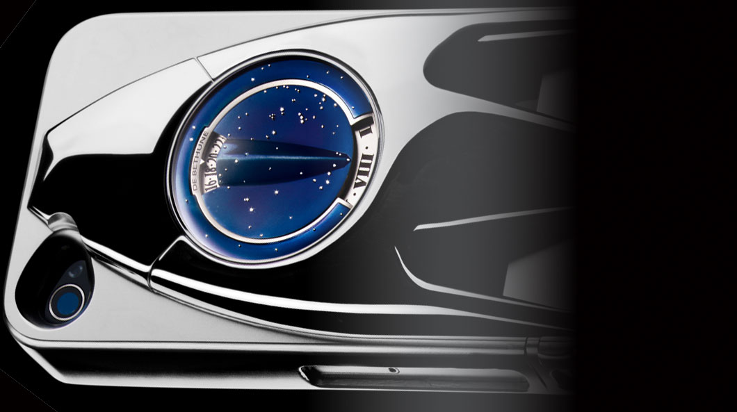 De Bethune Dream Watch IV iPhone 4S Luxury Case